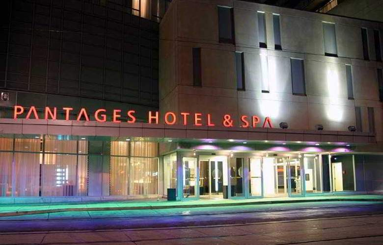 Pantages Suites Hotel SPA - General - 4