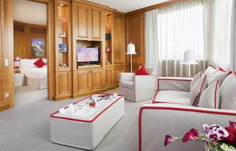 Movenpick Hotel & Casino Geneva - Room - 13