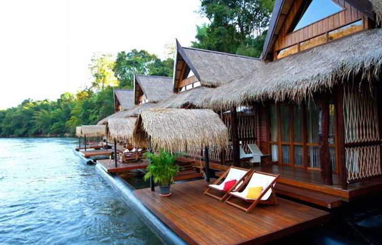 The Float House River Kwai - Terrace - 21