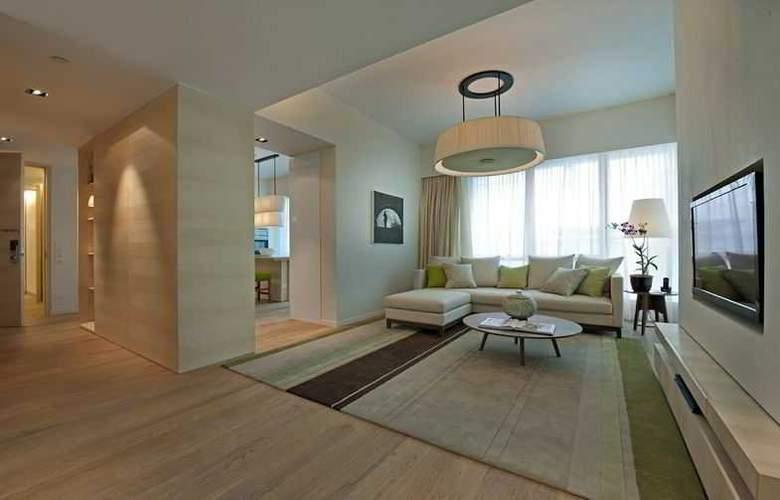 Lanson Place Bukit Ceylon Serviced Residences - Room - 7