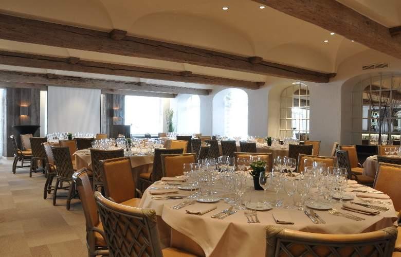 Sandton Hotel Broel - Restaurant - 4