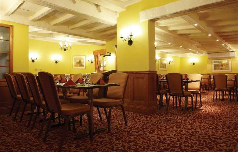 Best Western Westminster - Restaurant - 121