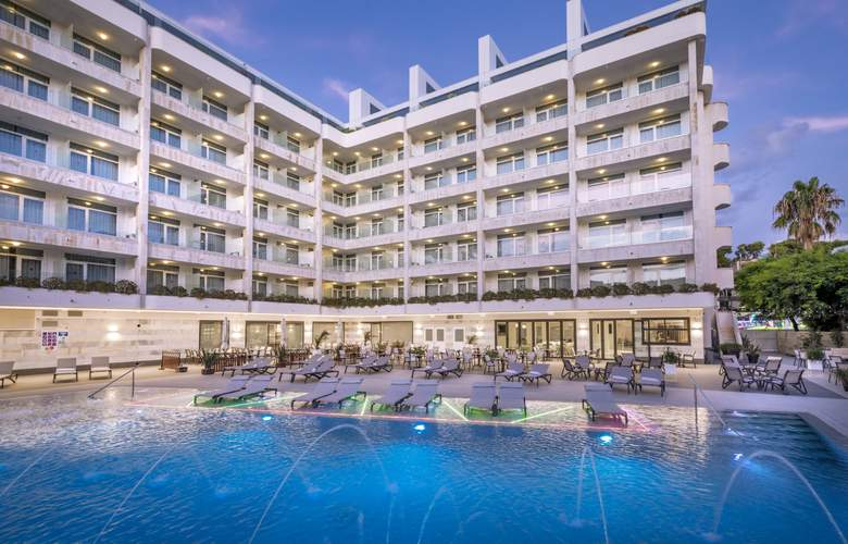Olympus Palace - Pool - 3