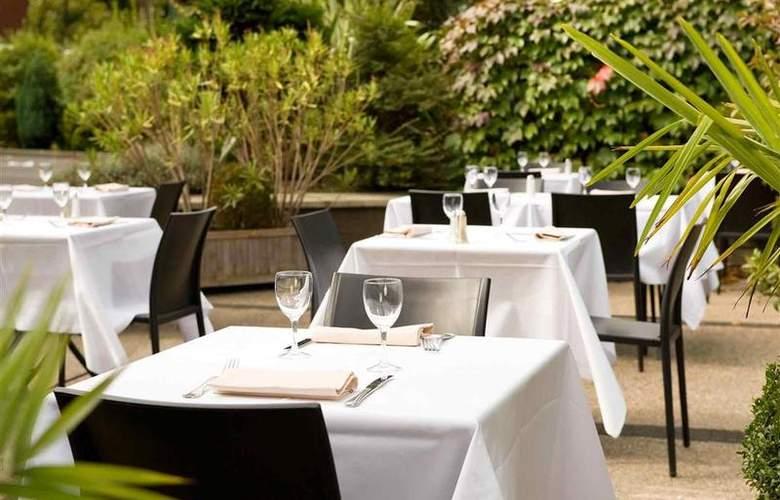 Mercure Paris Porte de Pantin - Restaurant - 14
