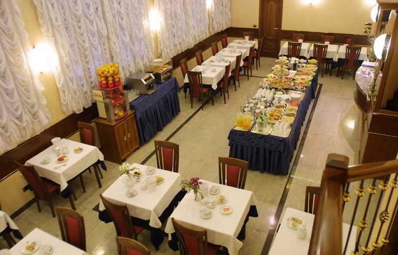 King - Mokinba Hotels - Restaurant - 7