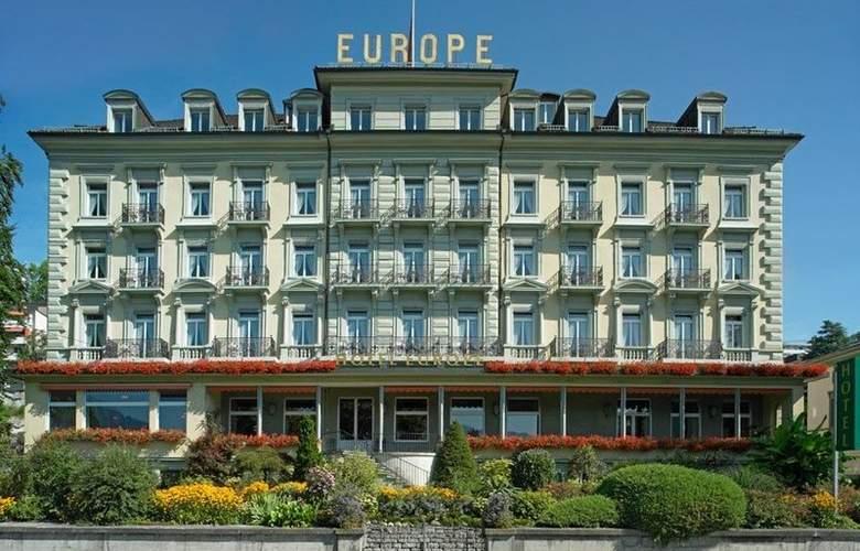 Grand Europe - Hotel - 0