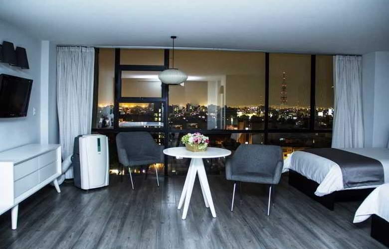 El Ejecutivo By Reforma Avenue - Room - 19