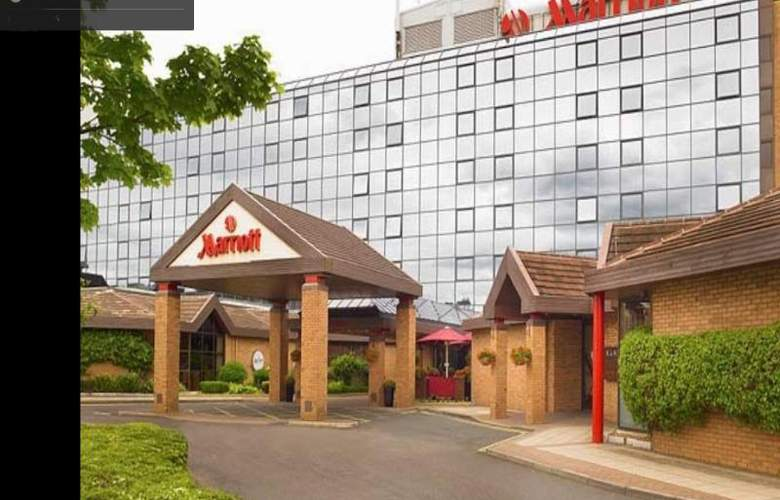 Newcastle Metrocentre Marriott - Hotel - 3