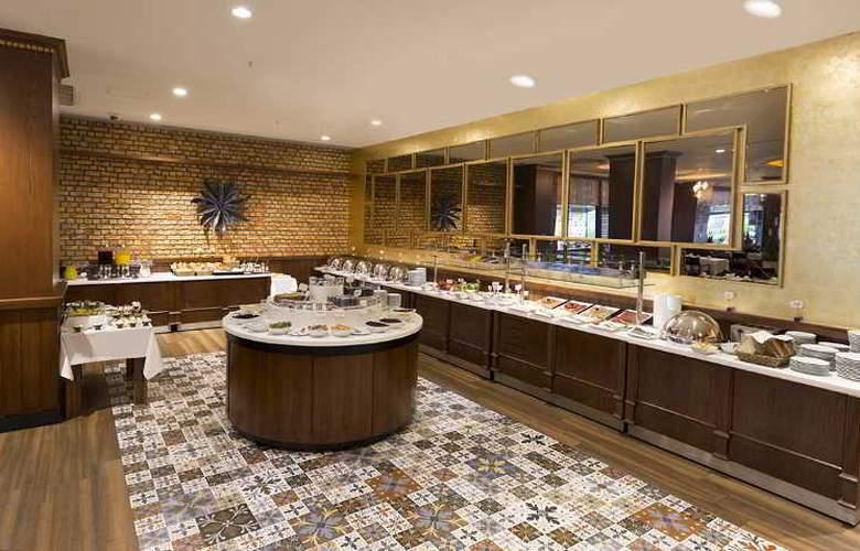 Ramada Hotel & Suites Atakoy - Restaurant - 30