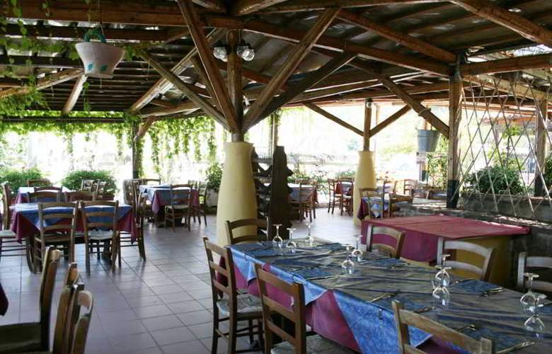 Le Terrazze Resort -Rooms and Apartments- - Restaurant - 5