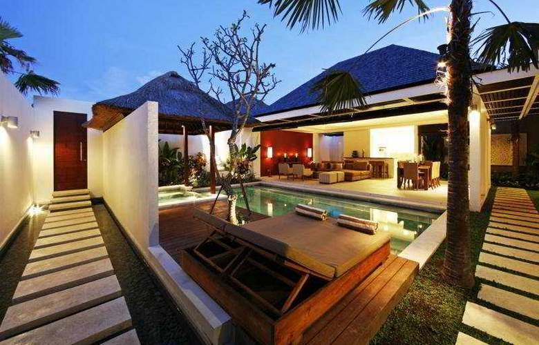 Chandra Luxury Villas Bali - Hotel - 0