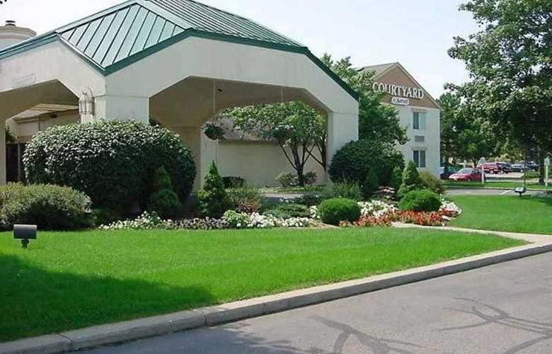 Courtyard Lansing - Hotel - 0