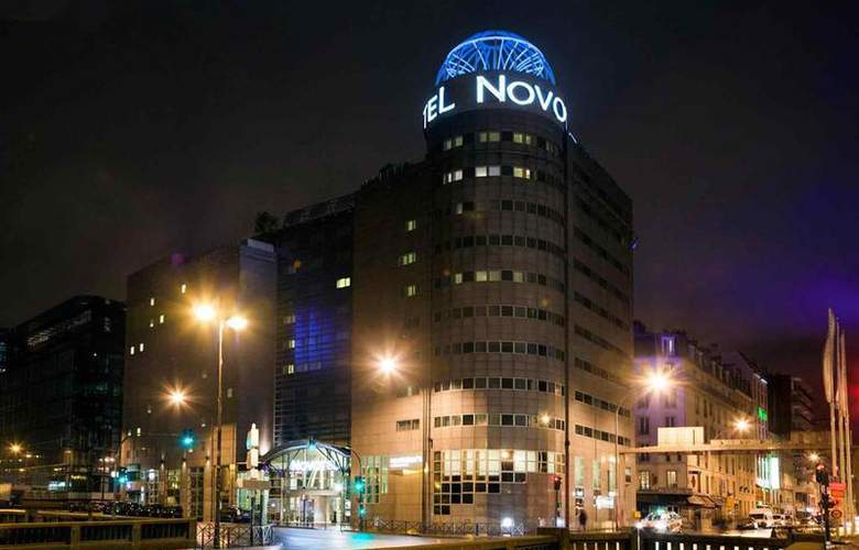 Novotel Paris 14 Porte D'Orleans - Hotel - 30