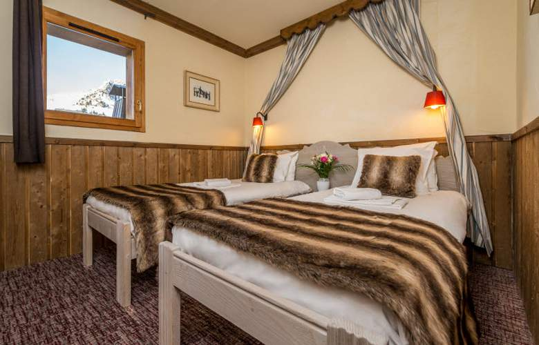 Chalet Altitude - ARC 2000 - Room - 19