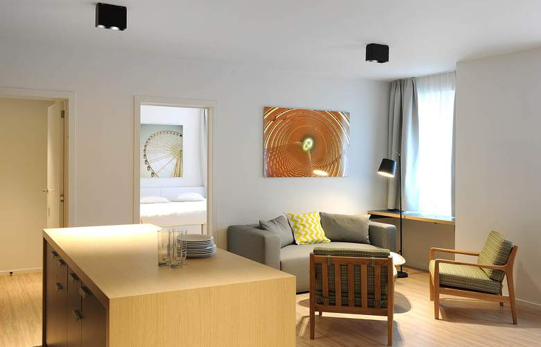Residence La Source – Quartier Louise - Room - 8