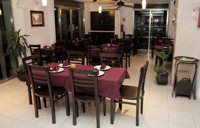 Nacional Merida - Restaurant - 4