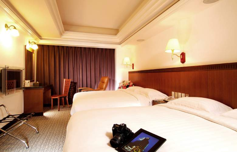 New Image Kaohsiung - Room - 4