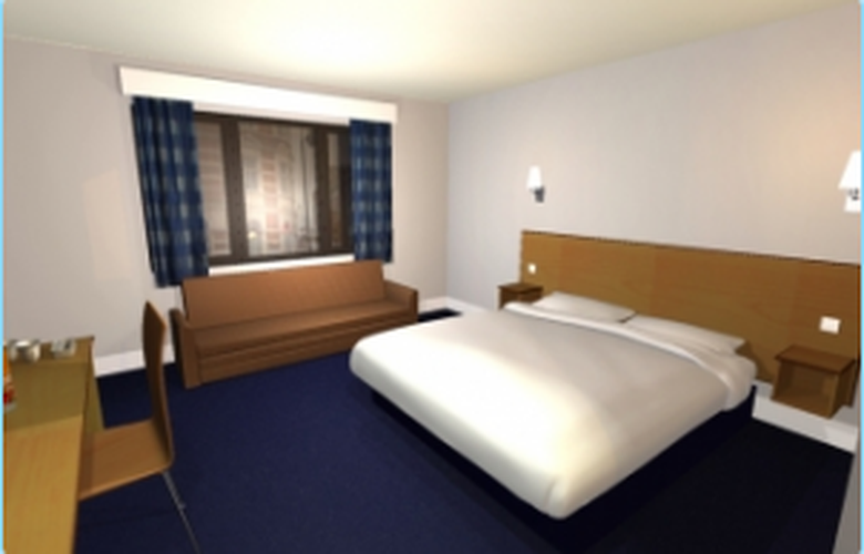 Travelodge Edinburgh Central - Room - 1