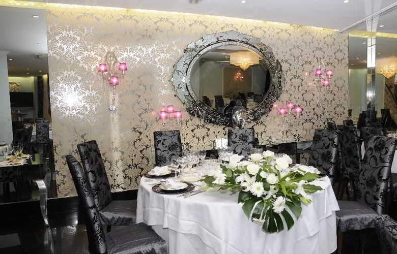 Artheus Carmelitas Salamanca Sercotel - Restaurant - 22