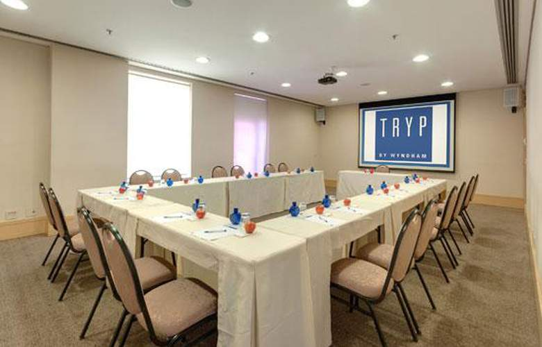 Tryp Sao Paulo Berrini - Conference - 5
