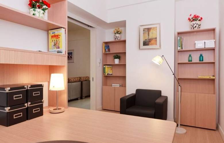 One-Stop Residence & Hotel - Room - 9