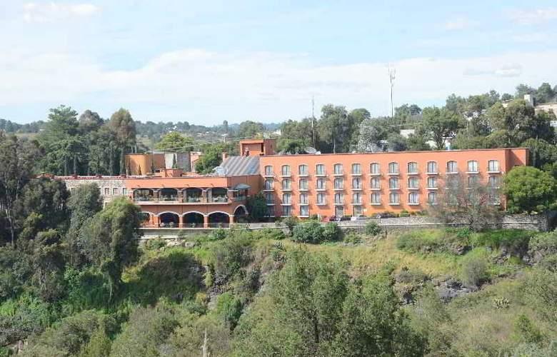 Misión Tlaxcala - Hotel - 7