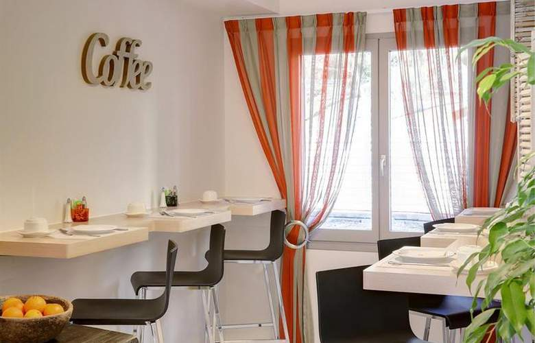 Comfort Hotel Gap Le Senseo - Restaurant - 103