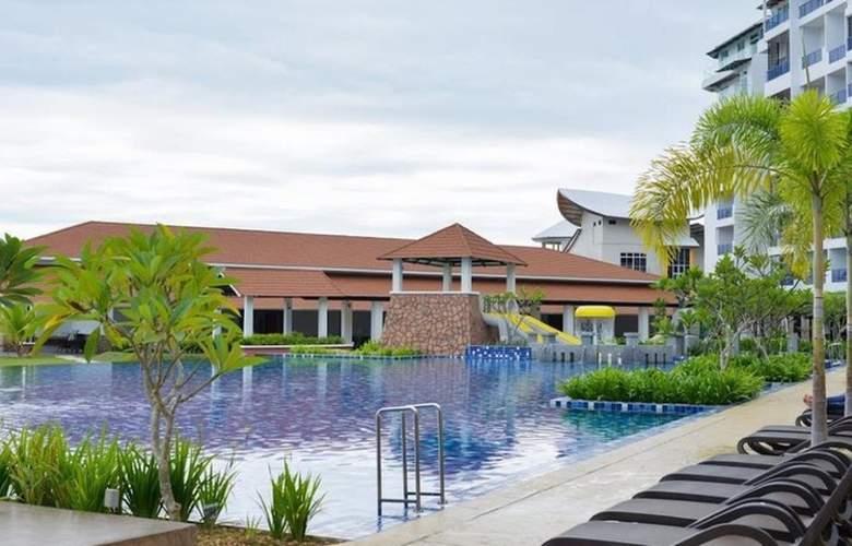 Dayang Bay Serviced Apartment & Resort - Hotel - 4