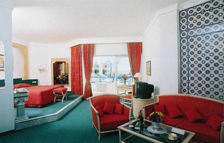 Hasdrubal Thalassa and Spa - Room - 4