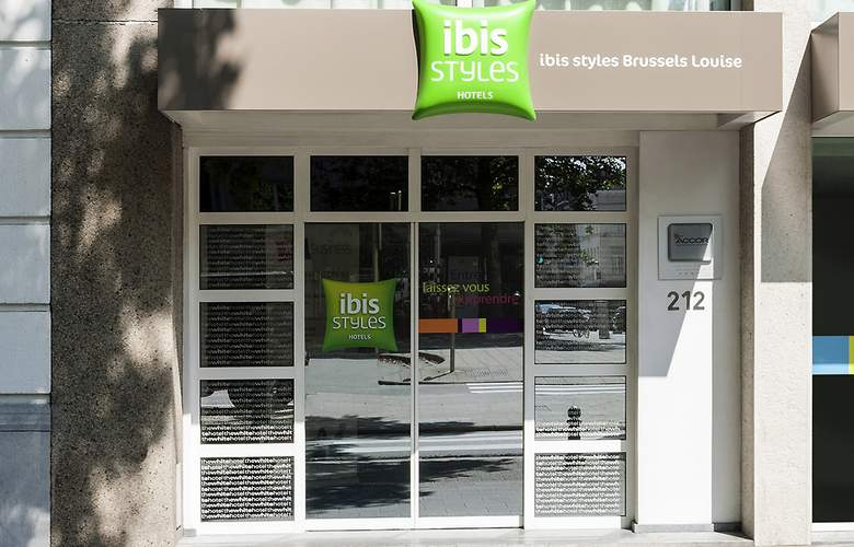 Ibis Styles Brussels Louise - Hotel - 0