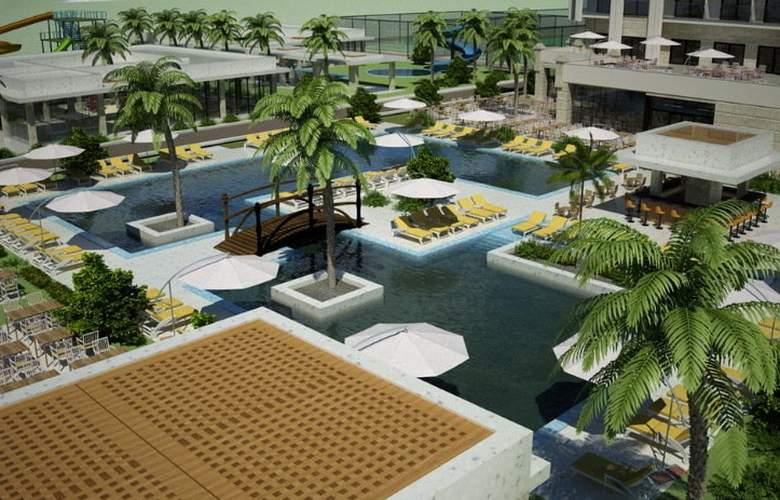 Dionis Hotels Belek - Pool - 3
