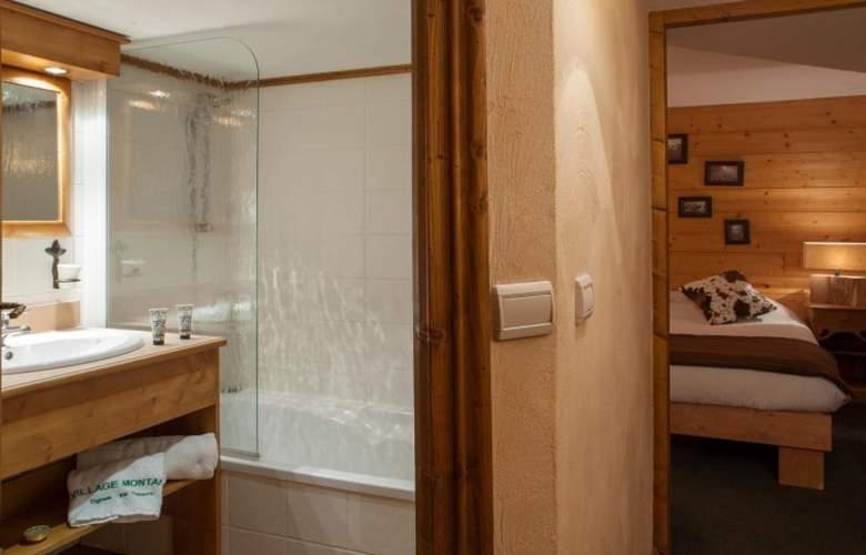 Chalet Planton - Room - 3