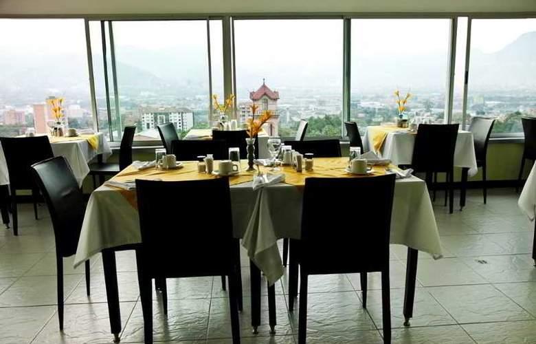 Aparta Suite Torre Poblado - Restaurant - 21