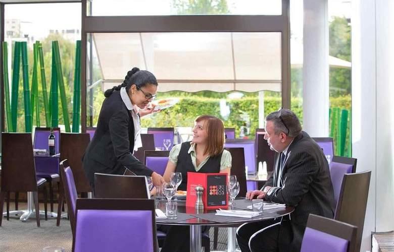 Novotel Créteil Le Lac - Restaurant - 55
