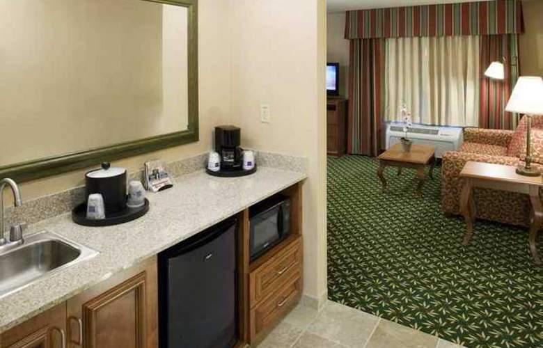 Hampton Inn & Suites Clovis Airport North - Hotel - 3