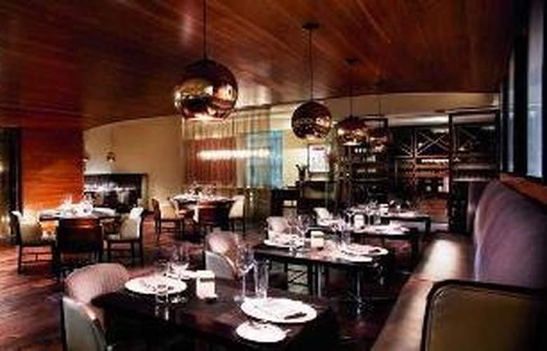 The Ritz Carlton Toronto - Restaurant - 7