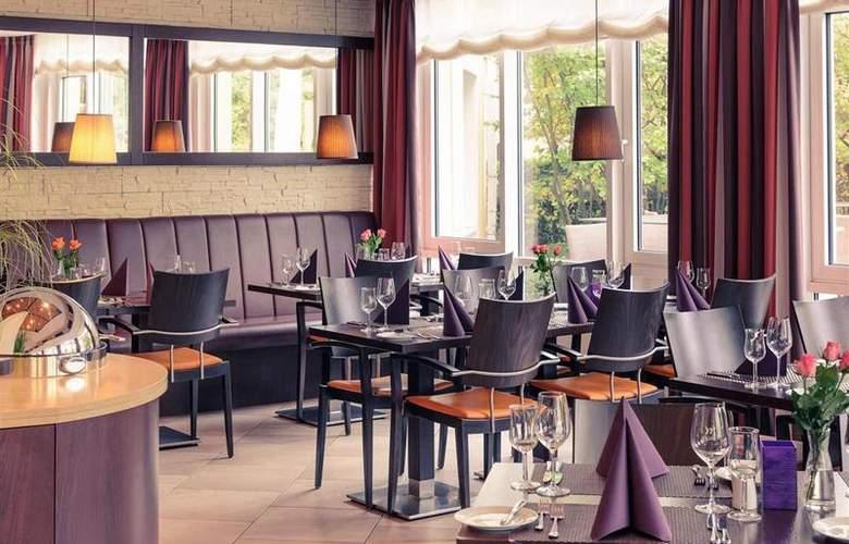 Mercure Duesseldorf Ratingen - Restaurant - 33