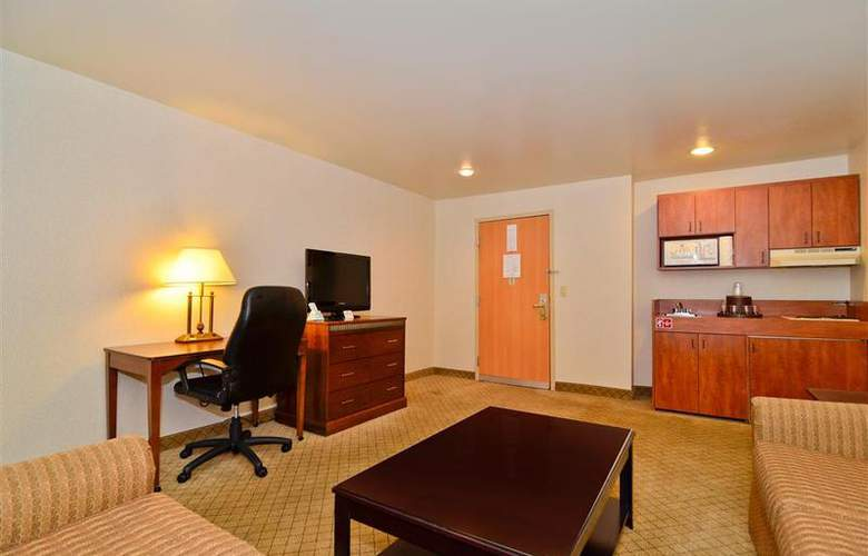 Best Western Plus High Sierra Hotel - Room - 119
