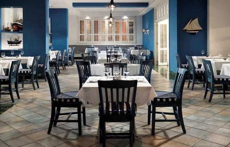 Marina Suites - Restaurant - 8
