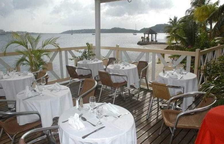 St Martin Marina and Spa - Restaurant - 11