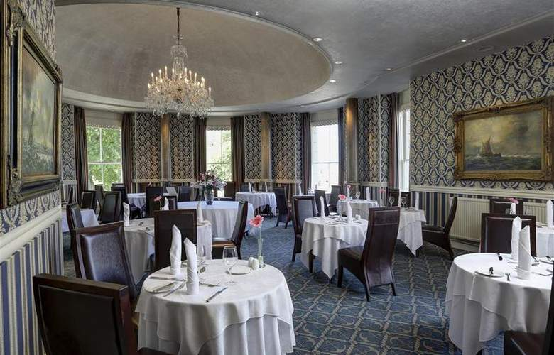 Best Western Duke Of Cornwall Hotel - Restaurant - 100