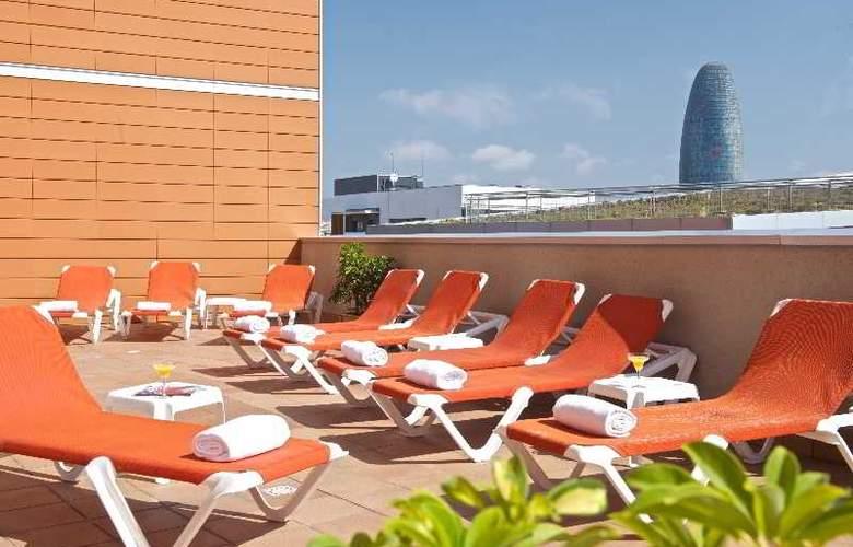 Capri By Fraser Hotel Residences Barcelona - Terrace - 16