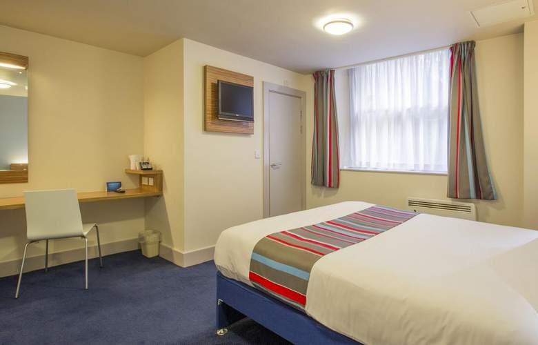 Travelodge Edinburgh Haymarket - Room - 4