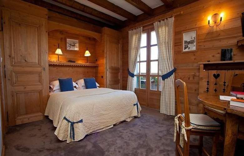 Les Roches Fleuries - Room - 9