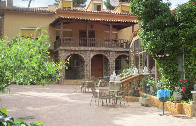 Finca Rural La Villa Don Quijote - Hotel - 17