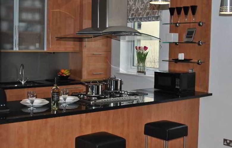 Dreamhouse Apartments Edinburgh Holyrood Park - Hotel - 3