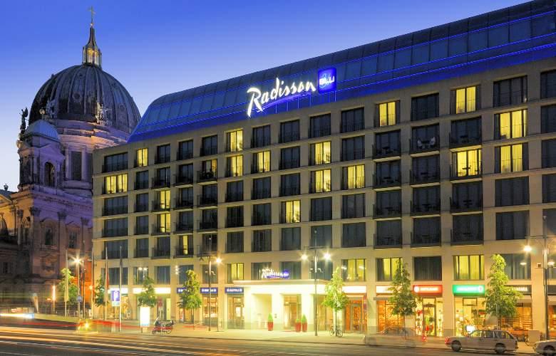 Radisson Blu Hotel Berlin - Hotel - 0