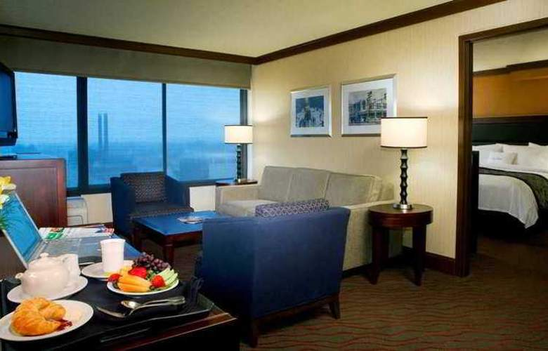 Doubletree Hotel Cleveland Downtown/Lakeside - Hotel - 8