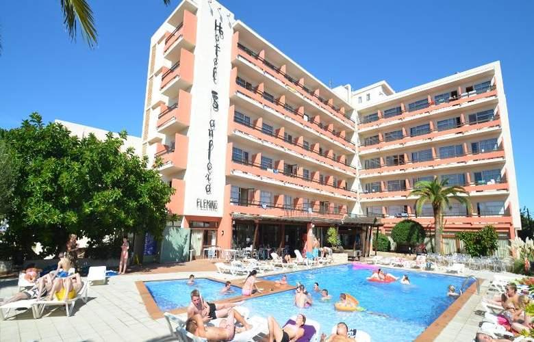 AzuLine H. S'Anfora & Fleming - Hotel - 8