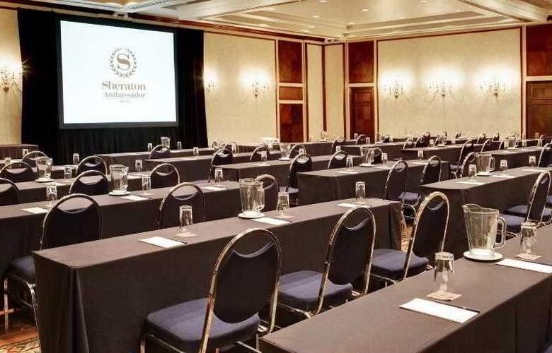 Sheraton Ambassador Monterrey - Hotel - 15